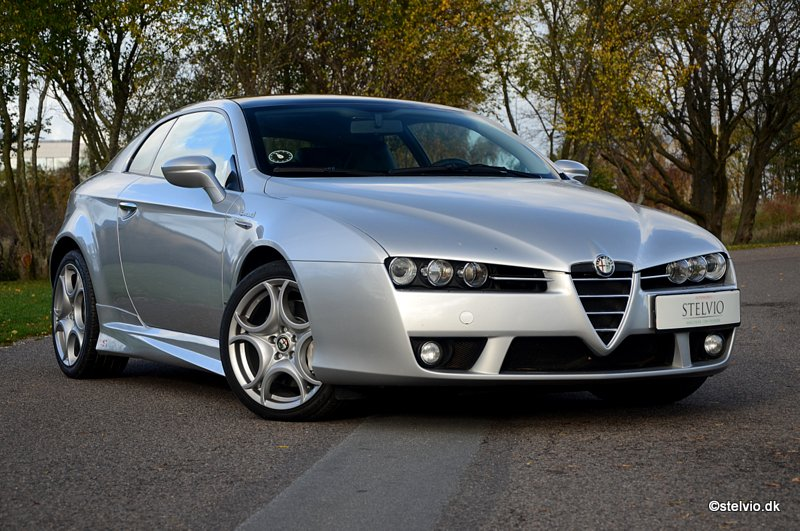 Alfa Romeo Brera 3.2 JTS Q4 SkyView - 2007