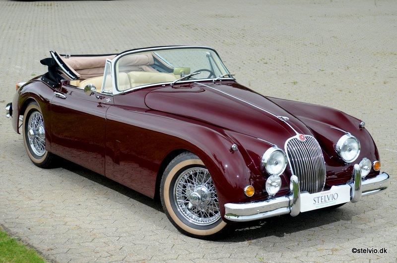 Jaguar XK 150 3.8 Litre Drophead