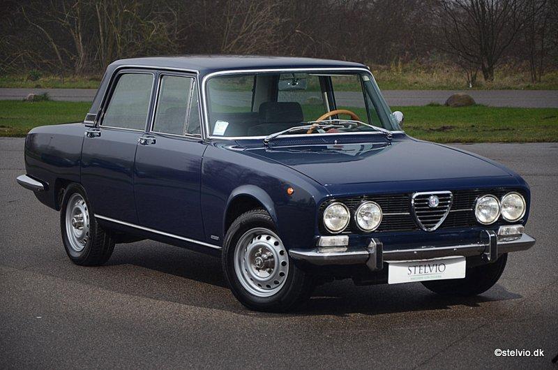 Alfa Romeo 2000 Berlina - 1973
