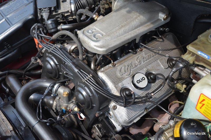 Alfa Romeo V QV Stelvio - Alfa romeo engines for sale