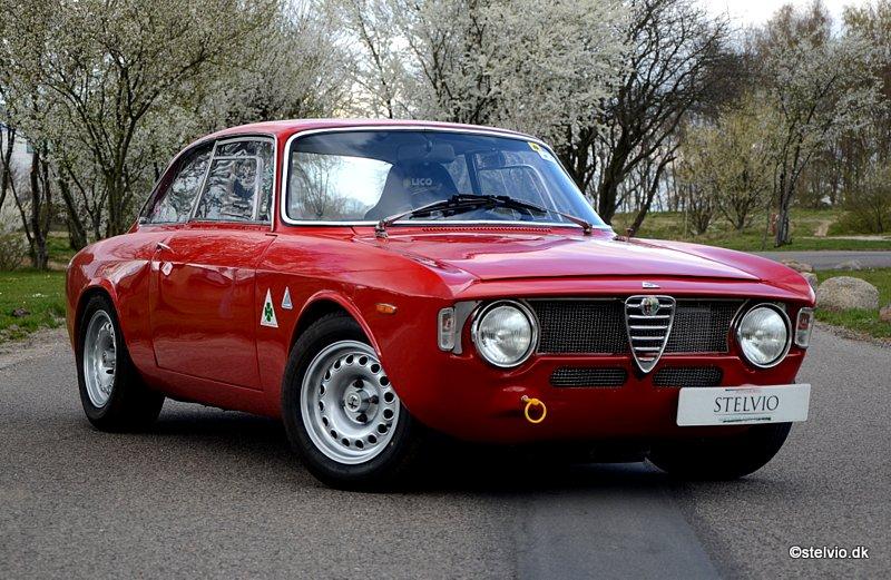 Alfa Romeo GTA recreation
