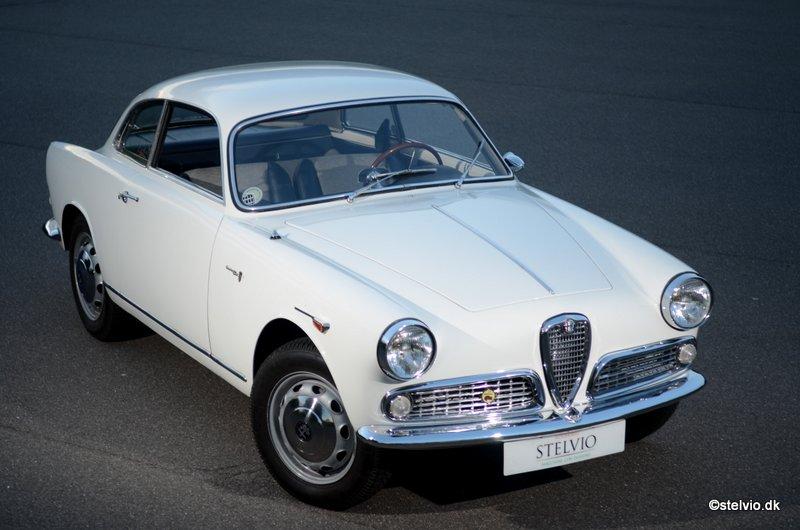 Alfa Romeo Giulietta Sprint 1300