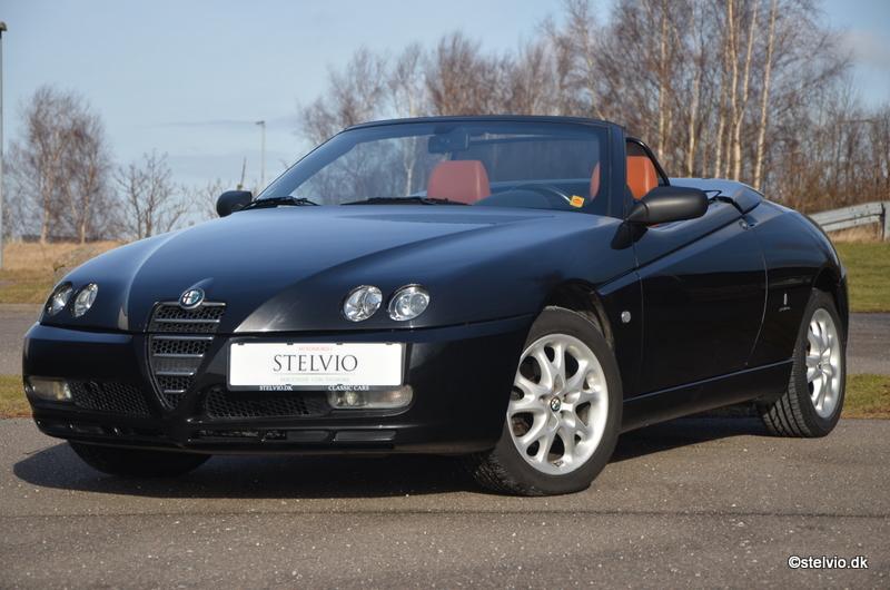 Alfa Romeo Spider 2.0 JTS - 2004 - Stelvio