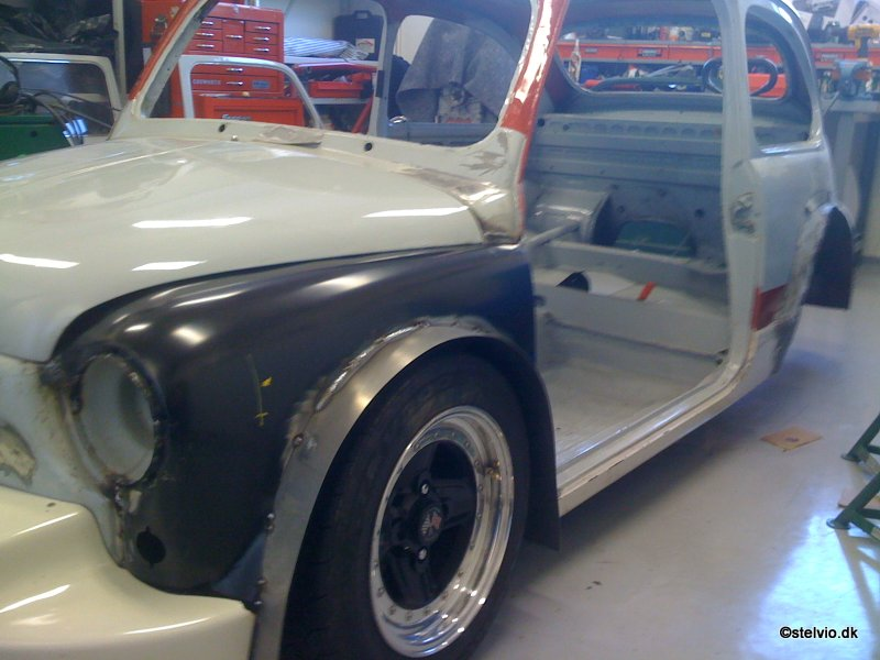Fiat Abarth 1000 Tc Corsa 1970 Stelvio