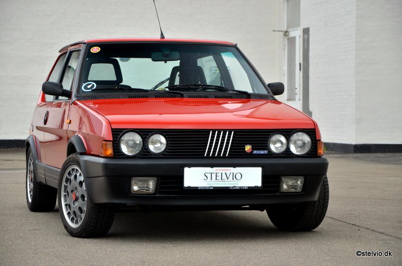 1984 Fiat Strada Abarth 130 Tc Related Infomation
