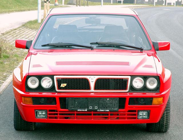 Lancia Delta HF Integrale Evo I