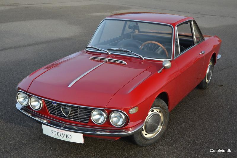 Lancia Fulvia 1.3 Rallye
