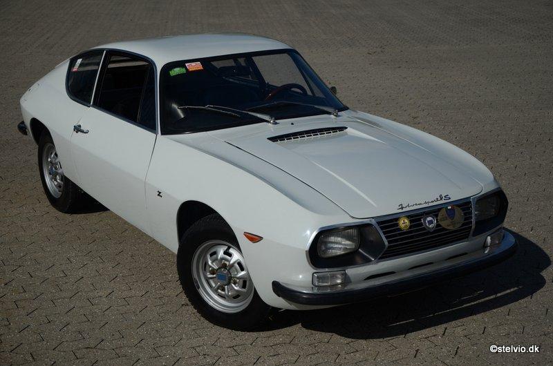 Lancia Fulvia Sport 1.3S Zagato