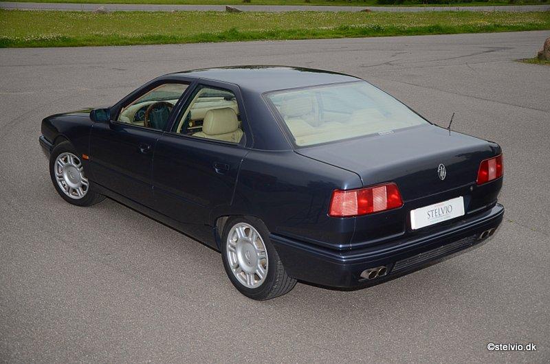 Maserati Quattroporte - 1997 - Stelvio