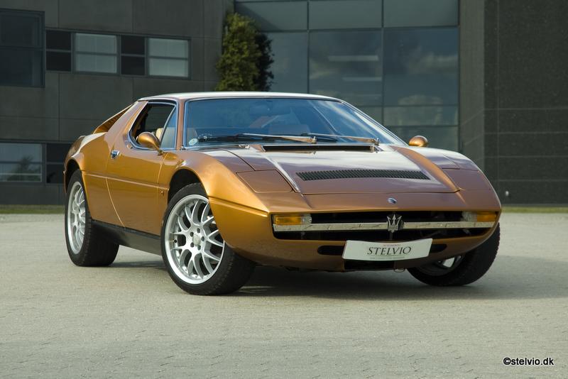 Maserati Merak SS - 1979 - Stelvio
