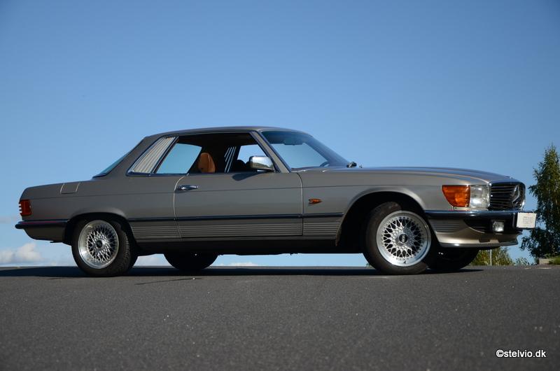 Mercedes benz 350 slc 1976 stelvio for Mercedes benz 350 slc