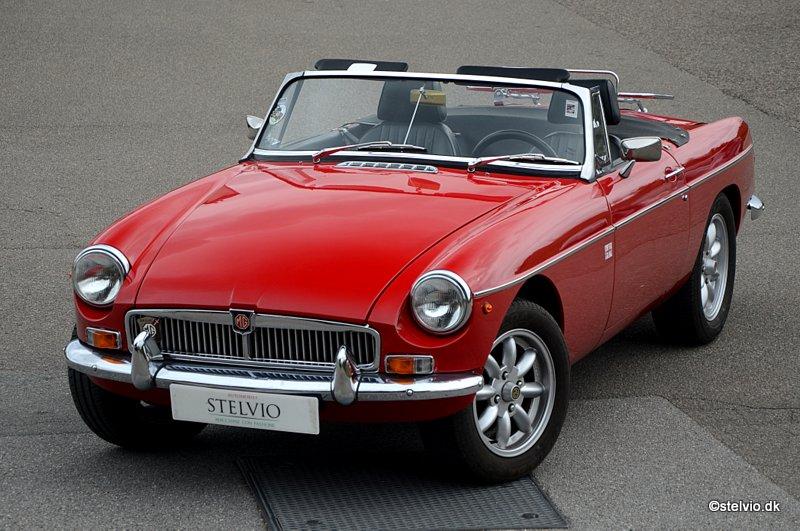 MGB Roadster - 1968