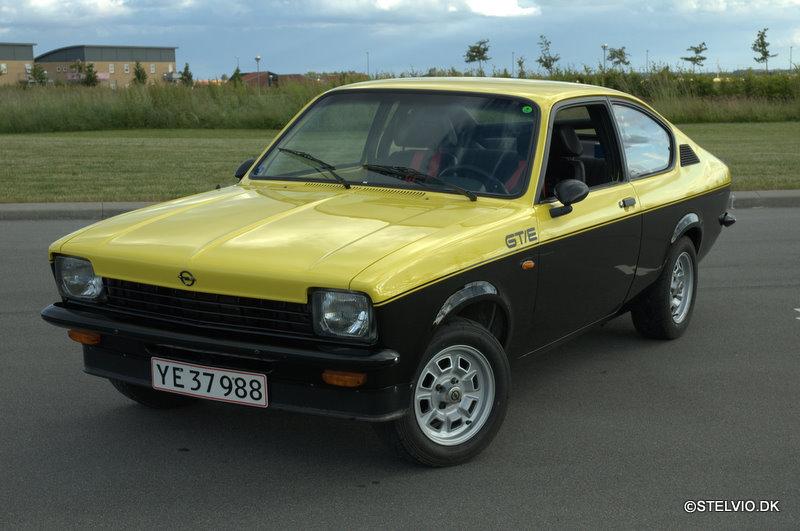 Opel Kadett 1.9 GT/E