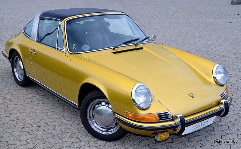 Porsche 911T 2.2 Targa