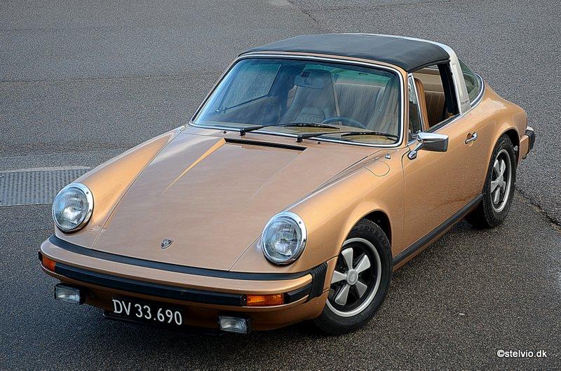 Porsche 911S 2.7 Targa Sportomatic - 1975