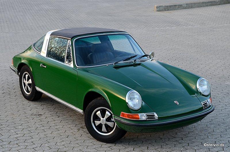 Porsche 911 T 2.0 Targa