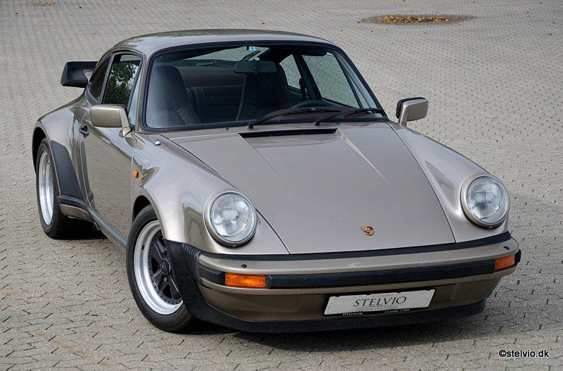 Porsche 911 Turbo - 1982