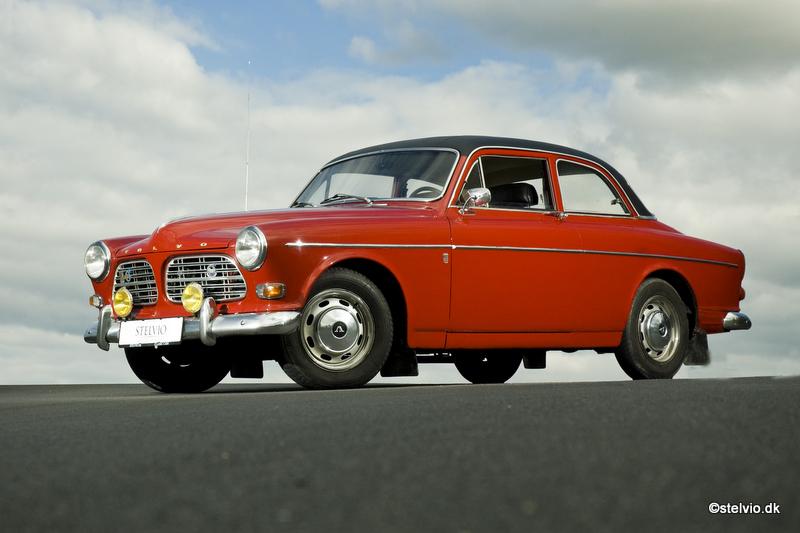 Volvo amazon 123 gt til salg