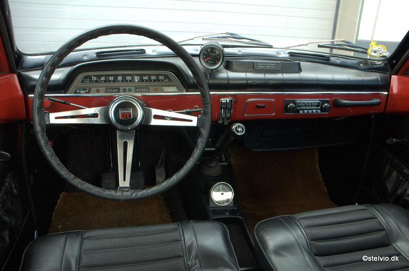 Volvo Amazon 123 GT - 1967 - Stelvio